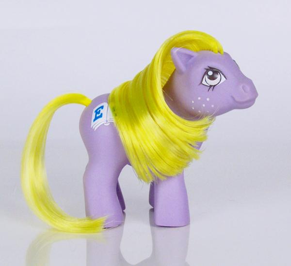 Playschool Baby Ponies - My Little Pony European Exclusives: Ponyland Press