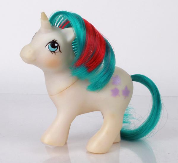Non-Beddy-Bye-Eye Baby Ponies - My Little Pony European Exclusives:  Ponyland Press