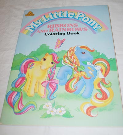 Coloring And Activity Books - My Little Pony: Ponyland Press